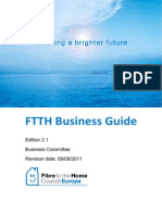FTTH Business Guide 2011 V2.1