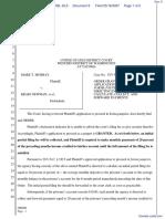 Murray v. Newman et al - Document No. 6