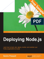 Deploying Node.js - Sample Chapter