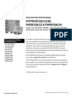 ComNet FVT10C1M1M Instruction Manual