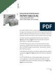 ComNet FVT110M1 Instruction Manual