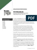 ComNet FVT1MI Instruction Manual