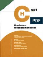 (2007) Cuadernos-hispanoamericanos 252