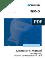 Manual g3rtopcon Geotop