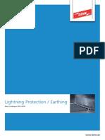 DEHN Lightning Protection-earthing 2014