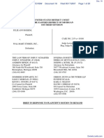 Roehm v. Wal-Mart Stores, Incorporated - Document No. 18