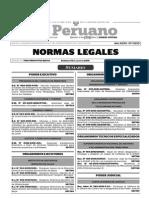 Boletín 19-07-2015 Normas Legales TodoDocumentos.info