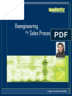 Reengineering the Sales Process