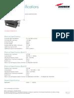 Andrew 641280-DF-9-DCB-2X