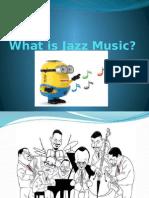 Jazz Music Powerpoint