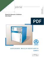 Manual de Op. Inst. Delta Hibridy (Portugues)