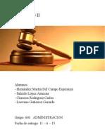 Derecho II portafolio
