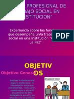 Diapositivas Del Perfil Profesional TS