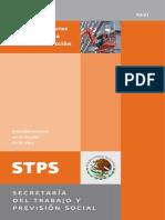 PA-01 Consideraciones en Diseño de Obra STPS