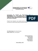 ONVENIO MARCO DE COOPERACIÓN INICIO PROYECTO(Convenio Marco de Cooperación Inicio Proyecto)