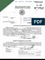 Jackson v. Atlanta Falcons Football Club - Document No. 15