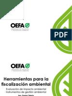4. Herramientas Para La Fiscalización Ambiental EIA e IGA