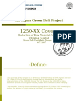 Six Sigma Green Belt Project2731 (1)