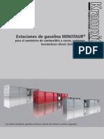 MINOTAUR Tankstelleneinheiten ES