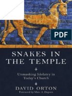 Snakes in the Temple - FREE Preview