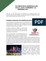 Desarrollo Del Peru
