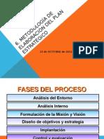 6 Planestrategicoinstitucional Metodicadeelaboracin 121024223518 Phpapp01