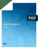 Prezentare Market Risk Otilia c.