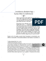 Bolonyai Gábor - A Demokrácia Diszkrét Bája, 44 bekezdés az athéni igazságszolgáltatásról