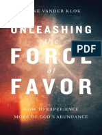 Unleashing the Force of Favor