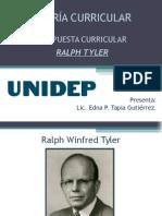 Modelo Lineal Ralph Tyler