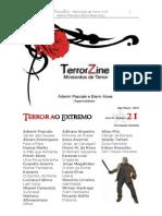 Ademir Pascale e Elenir Alves Terror Zine