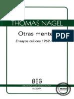 Otras Mentes_Thomas Nagel