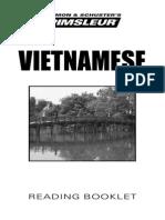Vietnamese Phase1 Bklt
