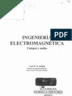 Carl T. a. Johnk - Ingeniería Electromagnética. Campos y Ondas