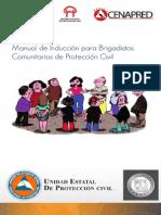 InduccionBrigadistas Proteccion Civil Sonora