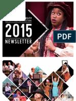 Stanford TAPS 2015 Newsletter
