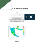 248772779 Estimacion de Recursos Mineros1