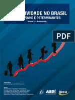 Livro Produtividade No Brasil