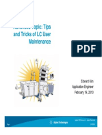 Tips and Tricks of LC User Maintenance