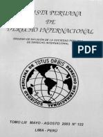 RPDI N° 122