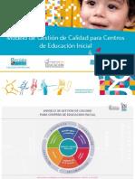 Indicadores Modelo Gestion Educativa Jardines Infantiles