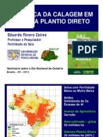 Seminario Dia Nacional Do Calcario - Maio 2013 - Dr_ Caires