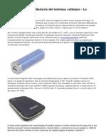A buon mercato le Batterie del telefono cellulare - La sincera Verità