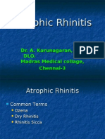 Atrophic Rhinitis-Part 2