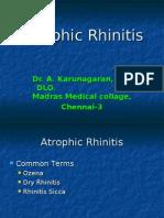 Atrophic Rhinitis-Part 2