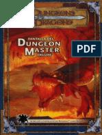 D&D 3.5Pantalla Del Dungeon Master