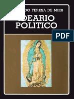 Fray Servando Teresa de Mier por O´Gorman