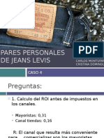 Pares Personales de Jeans Levis