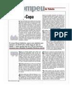 Notas Pré Copa