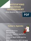 Controls in Revenue Management